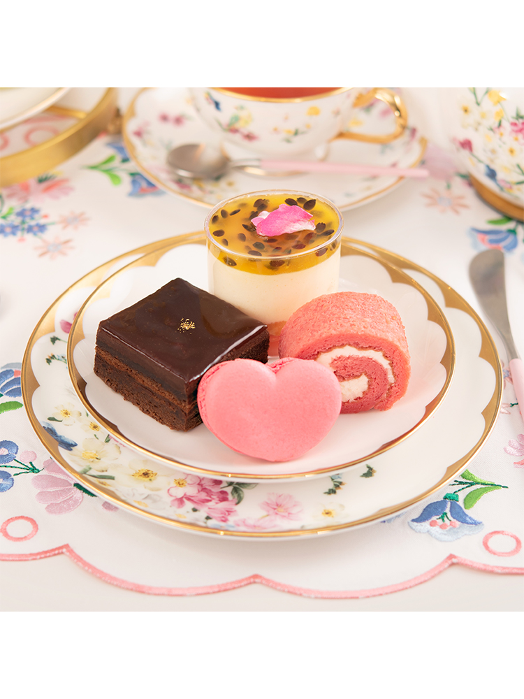 Sweet Home Afternoon Tea Set 2名様用 (ペーパーアイテム付き)